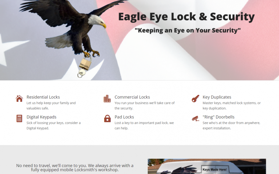 Eagle Eye Lock and Security